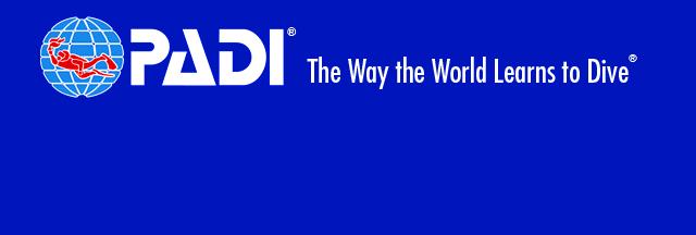 Atlantic Scuba's PADI Logo